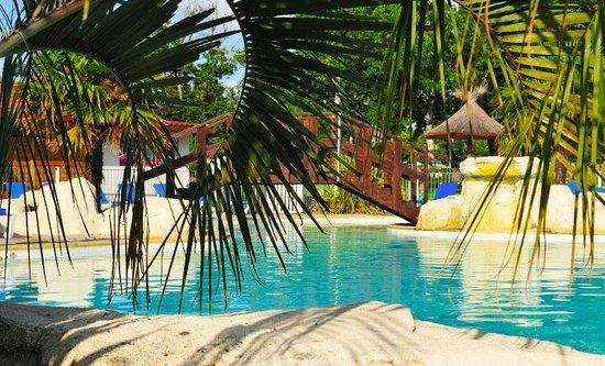 Toboggans et espace aquatique picture of camping mayotte - Camping ardeche piscine toboggan ...