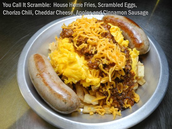 D-Dogs: Build your own Breakfast 2