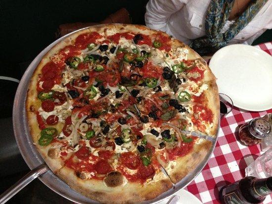 Grimaldi's : The Pizza