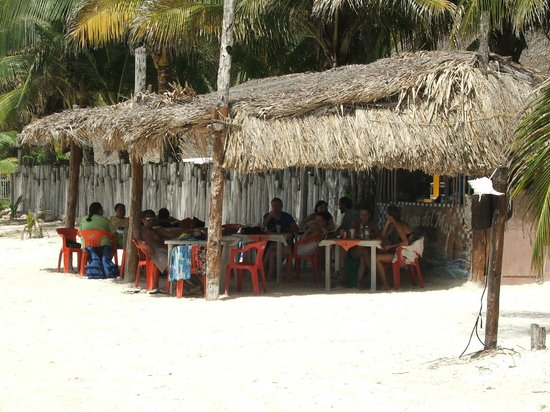 Holbox Dream Beach Front Hotel by Xperience Hotels: small restaurant
