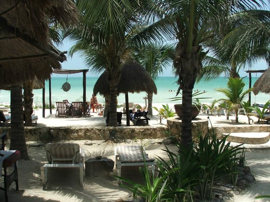 Holbox Dream Beach Front Hotel by Xperience Hotels: beach