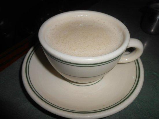 La Carreta Restaurant: Best cafe con leche