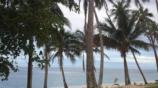 Tambua Sands: View from Bure