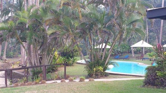 Tambua Sands: View of Pool