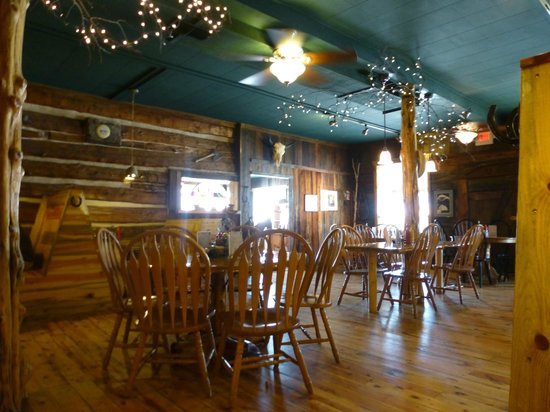 Desperados Cowboy Restaurant: sala interna