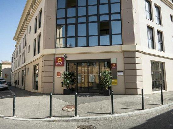 Adagio Aix-en-Provence Centre : adadgio