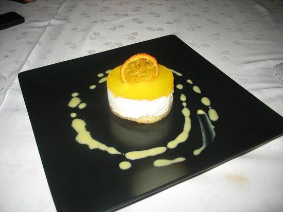 restaurant victor: Desserts maison