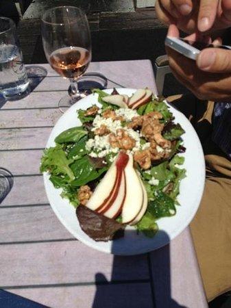 Sand Dollar Restaurant: Pear salad