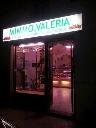 Mimmo & Valeria: che carne!!! Mimmo e Valeria