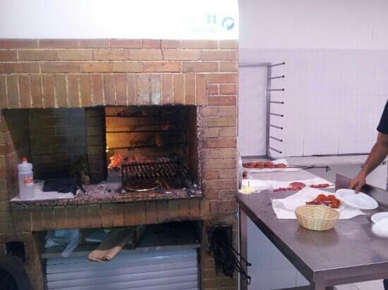 Mimmo & Valeria: fornello....