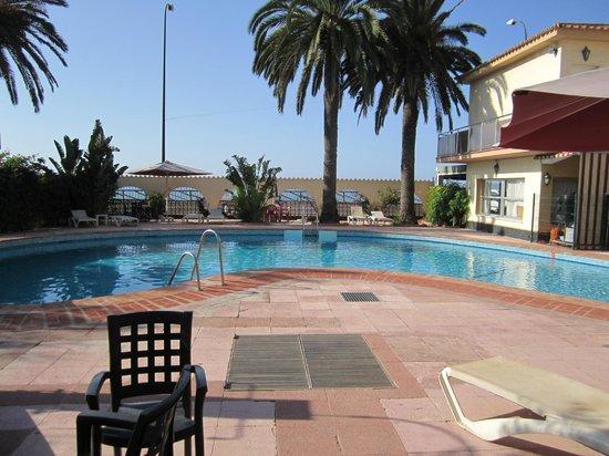 Esperanza Hostal: Pool