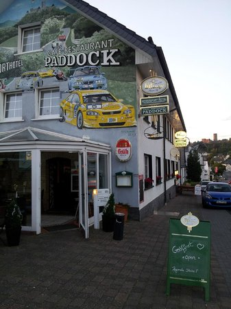 Motorsport Hotel am Nuerburgring