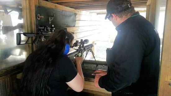 Sunset Hill Shooting Range: rifle