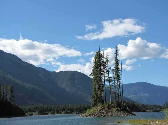 Strathcona Provincial Park: Buttle Lake