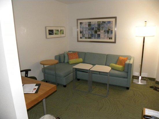 SpringHill Suites Sacramento Roseville: Sofa sleeper