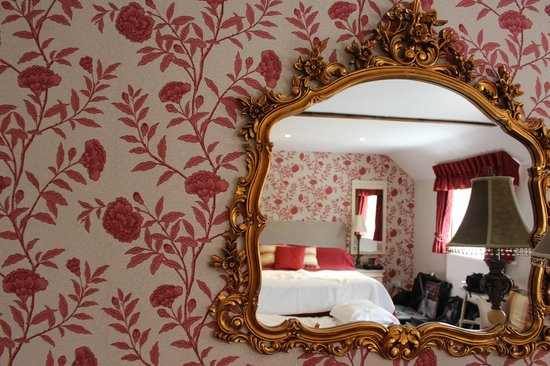 Wilton Court Restaurant with Rooms: A shot of our room