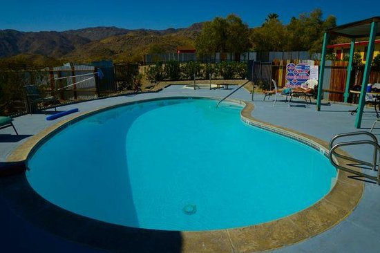 Harmony Motel: Pool