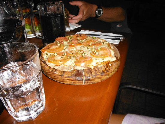 Le Chef Cozumel: Our daughter enjoyed her pizza