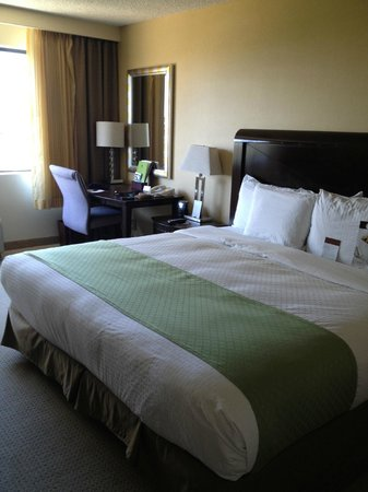 DoubleTree Club by Hilton Orange County Airport: Standard king room