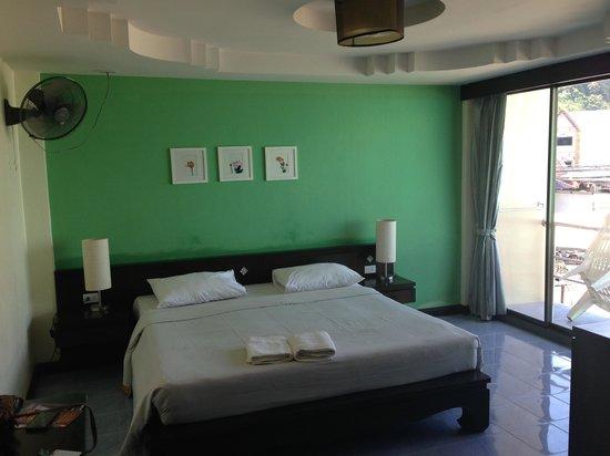J. Hotel : Chambre