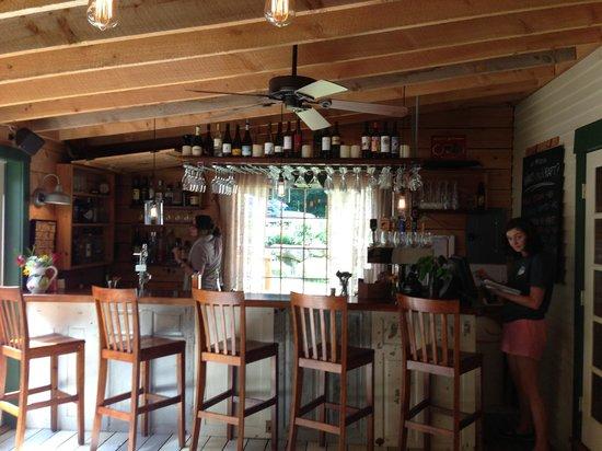 Squam Lake Inn : Bar