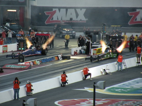 Drag strip Charlotte