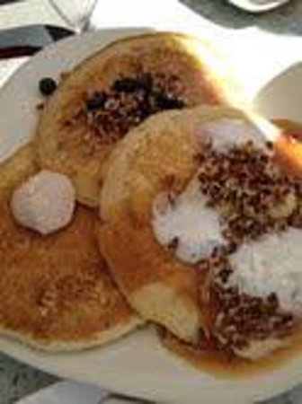 Dream Cafe: Mix & Match pancakes