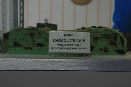 Murdick's Fudge: Mint Chocolate Chip