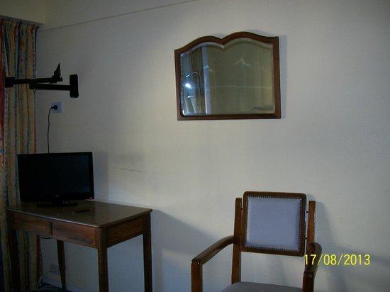 La Plata Hotel: habitacion