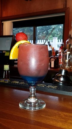 G.P.'s Gathering Spot: Tropical Storm - a great summer drink
