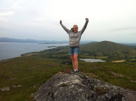 Sheep's Head Peninsula: Great hike overlooking Bantry Bay