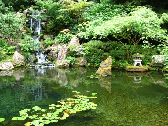 Parque Washington: Japanese Garden