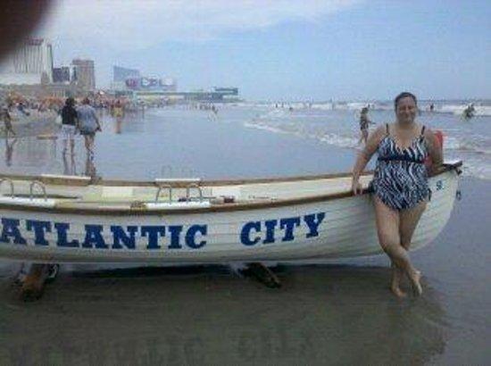 Days Inn Atlantic City OceanFront : ATLANTIC CITY ... GREAT TIME!
