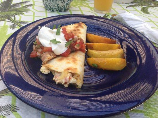 Mango Street Inn: Lecker ... Frühstück :)