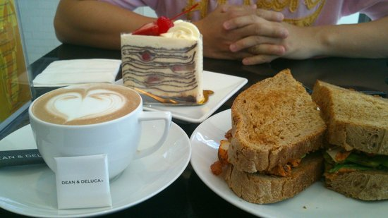 Dean And Deluca Cake Thailand
