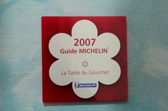 Estrelado no guia michelin picture of la table du - Restaurant riquewihr table du gourmet ...