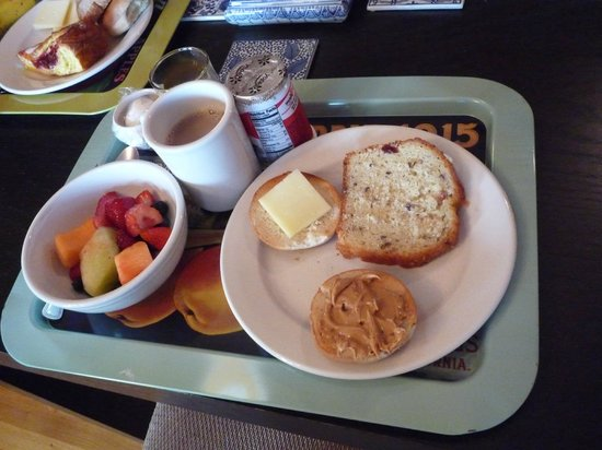 The Gryphon House: My Breakfast