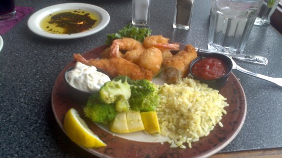Ray's Waterfront: Captains platter