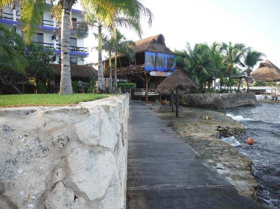 Blue Angel Resort: So beautiful