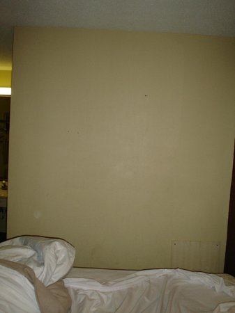 Americas Best Value Inn - Florence / Cincinnati : Stained wall