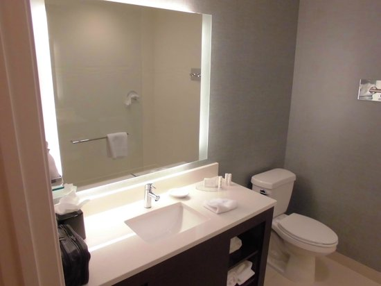 Residence Inn Denver Cherry Creek: Bathroom vanity