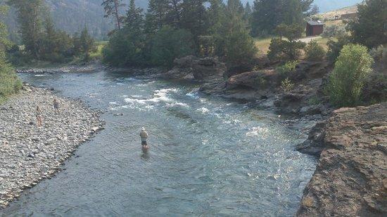 Blackwater Creek Ranch: Great Fishing!!