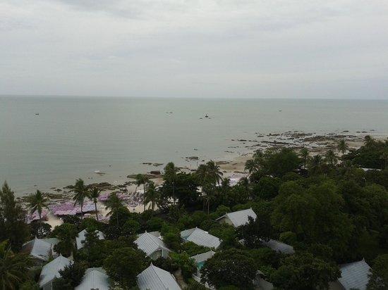 Hilton Hua Hin Resort & Spa: Balcony view