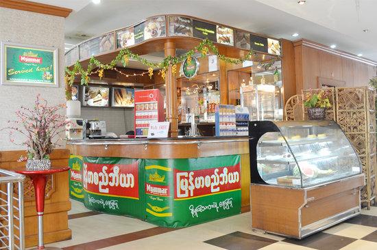 Excel Treasure Hotel: Cafe Bar