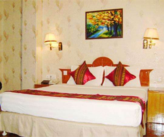 Excel Treasure Hotel: Junior Suite Bed Room