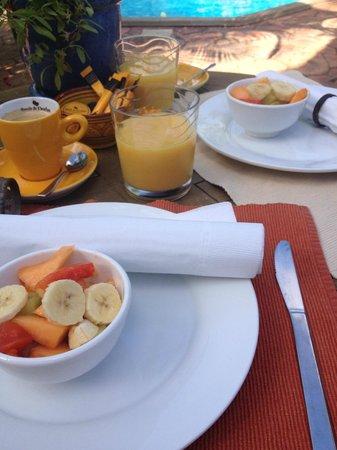 Wonders Boutique Hotel : Desayuno