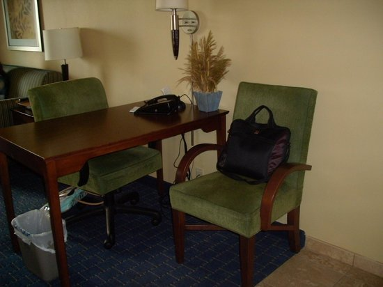 Hampton Inn & Suites Little Rock - Downtown: Fast, free Internet!