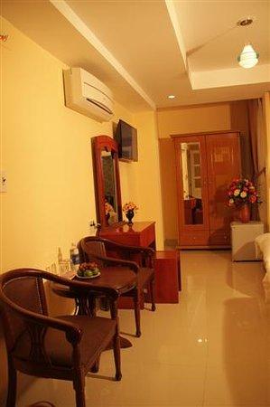 Hai Phuong Hotel: Room facilities