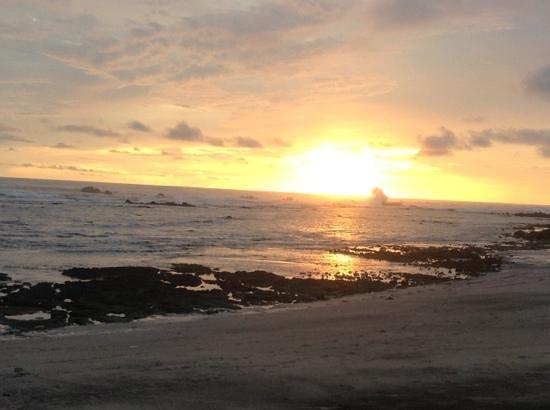 Villa Deevena: playa Negra a quelques 100aines de m de l hotel