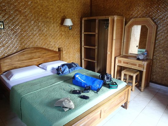 Kori Bali Inn: A functional room